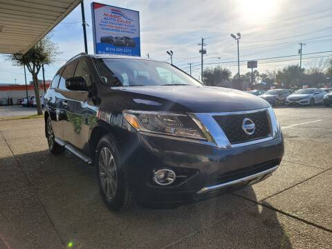 2016 Nissan Pathfinder for sale at Magic Auto Sales in Dallas TX