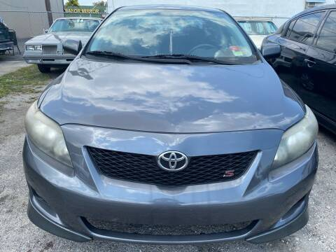 2010 Toyota Corolla for sale at Car Girl 101 in Oakland Park FL