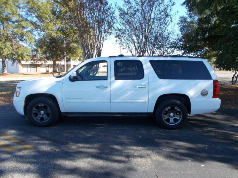 2011 Chevrolet Suburban for sale at A & P Automotive in Montgomery AL