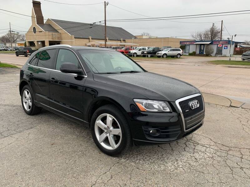 2012 Audi Q5 for sale at Z AUTO MART in Lewisville TX