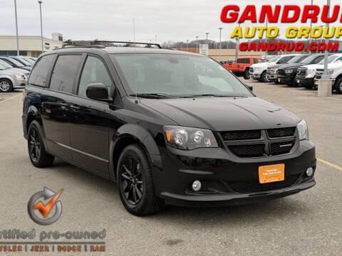 2019 Dodge Grand Caravan for sale at Gandrud Dodge in Green Bay WI