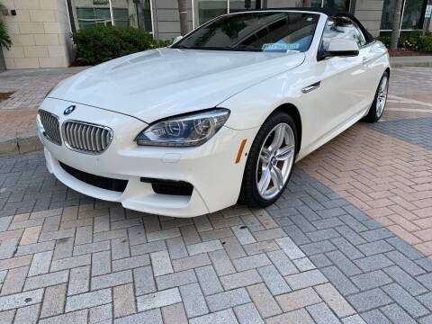 2014 BMW 6 Series for sale at Mirabella Motors in Tampa FL