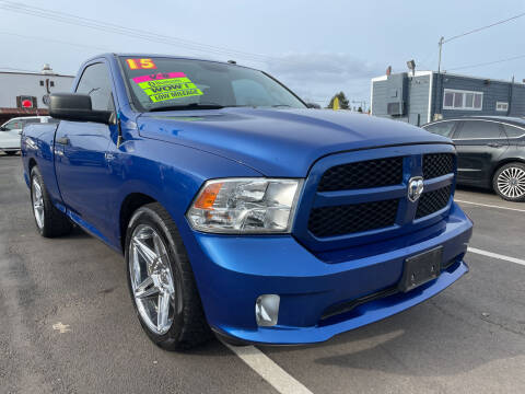 2015 RAM Ram Pickup 1500 for sale at Low Price Auto and Truck Sales, LLC in Brooks OR