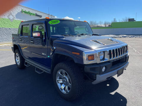 2009 HUMMER H2 SUT for sale at South Shore Auto Mall in Whitman MA