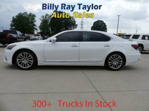 2014 Lexus LS 460 for sale at Billy Ray Taylor Auto Sales in Cullman AL