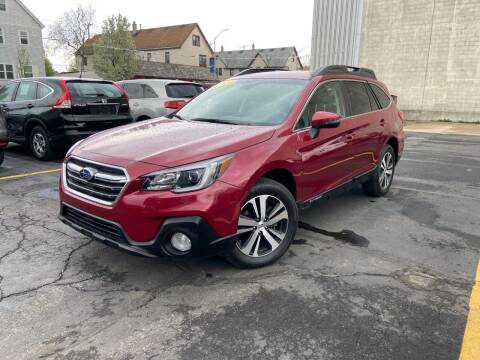 2019 Subaru Outback for sale at Fine Auto Sales in Cudahy WI