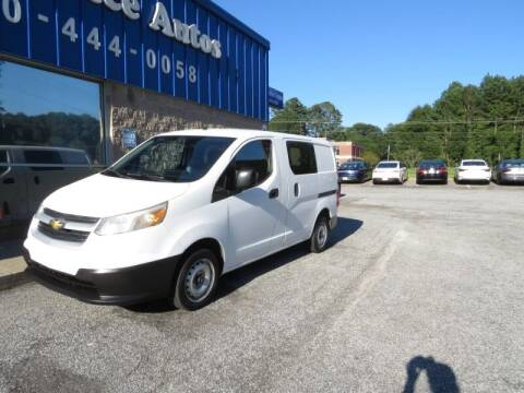 2016 Chevrolet City Express Cargo for sale at 1st Choice Autos in Smyrna GA