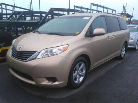 2011 Toyota Sienna for sale at Action Automotive Service LLC in Hudson NY