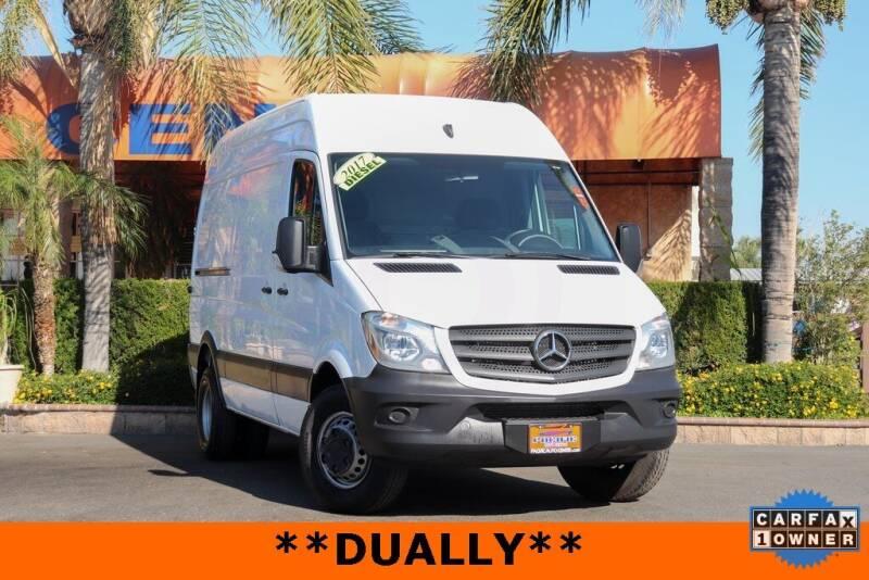 2017 Mercedes-Benz Sprinter Cargo for sale in Fontana, CA