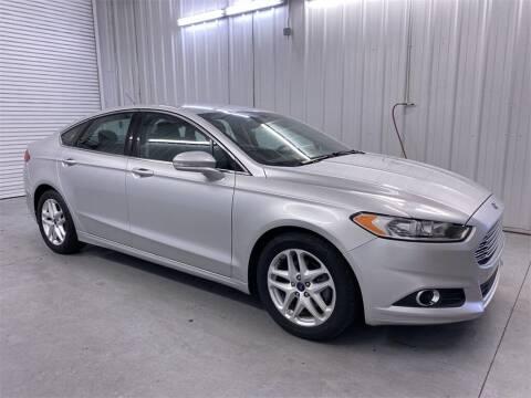 2015 Ford Fusion for sale at JOE BULLARD USED CARS in Mobile AL