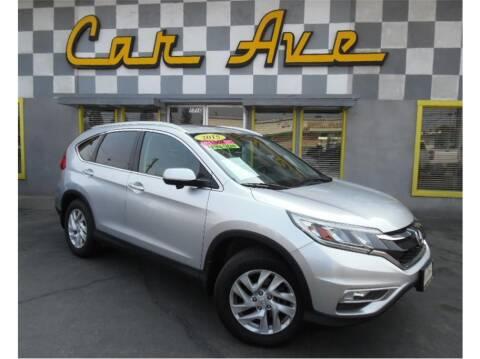 2015 Honda CR-V for sale at Car Ave in Fresno CA