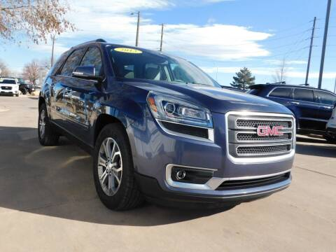 2013 GMC Acadia for sale at AP Auto Brokers in Longmont CO