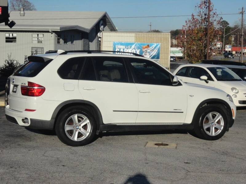 2011 BMW X5 for sale at HAPPY TRAILS AUTO SALES LLC in Taylors SC