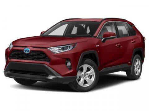 2021 Toyota RAV4 Hybrid for sale at BEAMAN TOYOTA in Nashville TN