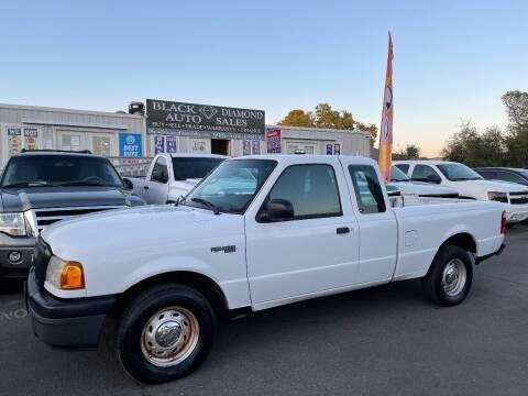 2005 Ford Ranger for sale at Black Diamond Auto Sales Inc. in Rancho Cordova CA
