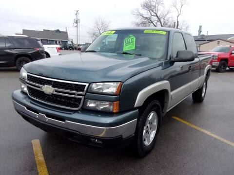 2006 Chevrolet Silverado 1500 for sale at Ideal Auto Sales, Inc. in Waukesha WI