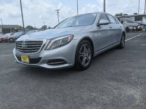 2016 Mercedes-Benz S-Class for sale at PREMIER AUTO IMPORTS - Temple Hills Location in Temple Hills MD