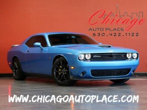 2019 Dodge Challenger for sale at Chicago Auto Place in Bensenville IL