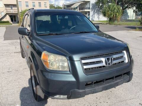 2006 Honda Pilot for sale at Consumer Auto Credit in Tampa FL