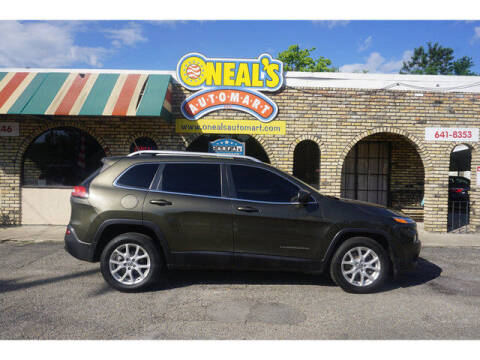 2015 Jeep Cherokee for sale at Oneal's Automart LLC in Slidell LA