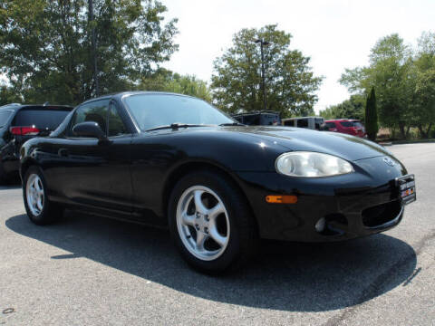 2001 Mazda MX-5 Miata for sale at TAPP MOTORS INC in Owensboro KY