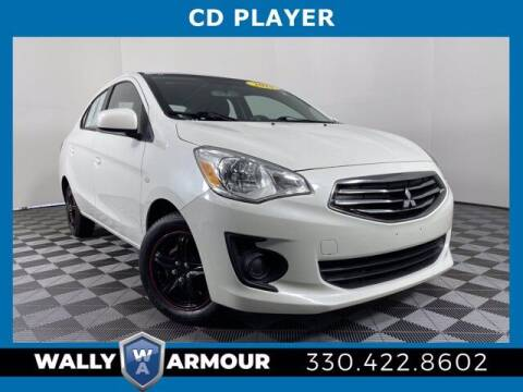 2017 Mitsubishi Mirage G4 for sale at Wally Armour Chrysler Dodge Jeep Ram in Alliance OH