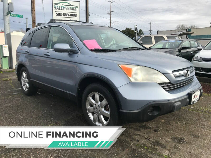 2007 Honda CR-V for sale at Salem Auto Market in Salem OR