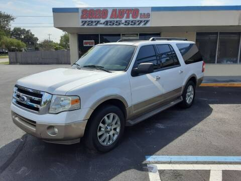 2011 Ford Expedition EL for sale at 2020 AUTO LLC in Clearwater FL