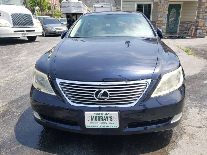 2009 Lexus LS 460 for sale at Murrays Used Cars in Baltimore MD