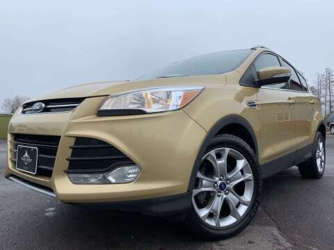 2014 Ford Escape for sale at LUXURY IMPORTS in Hermantown MN