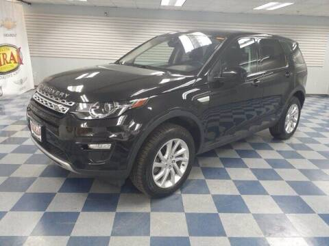 2017 Land Rover Discovery Sport for sale at Mirak Hyundai in Arlington MA