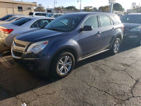 2014 Chevrolet Equinox for sale at KK Car Co Inc in Lake Worth FL