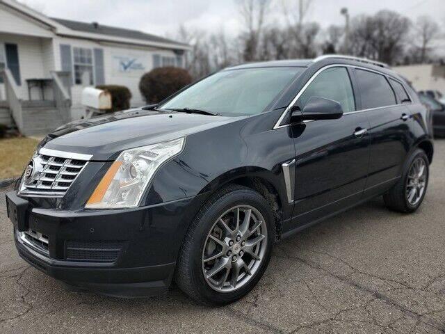 2013 Cadillac SRX for sale at Paramount Motors in Taylor MI