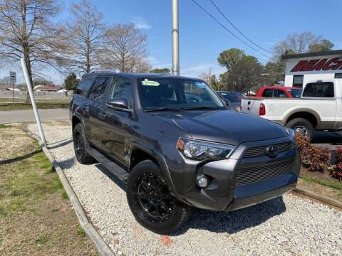2016 Toyota 4Runner for sale at Beach Auto Brokers in Norfolk VA