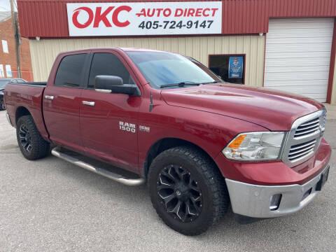 2014 RAM Ram Pickup 1500 for sale at OKC Auto Direct, LLC in Oklahoma City OK