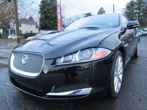 2013 Jaguar XF for sale at PRESTIGE IMPORT AUTO SALES in Morrisville PA