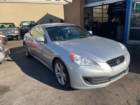 2012 Hyundai Genesis Coupe for sale at Park Avenue Auto Lot Inc in Linden NJ