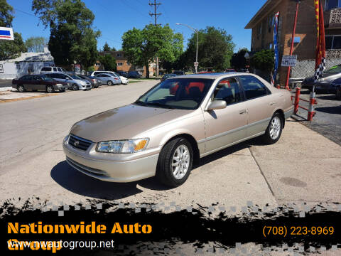 2001 Toyota Camry for sale at Nationwide Auto Group in Melrose Park IL