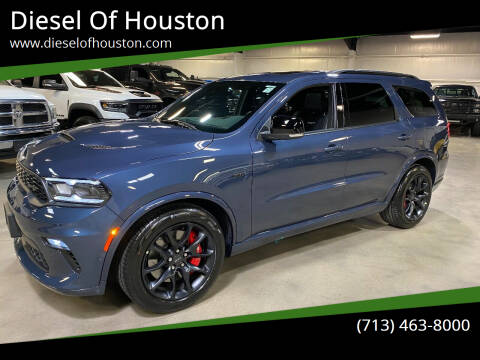 2021 Dodge Durango for sale at Diesel Of Houston in Houston TX