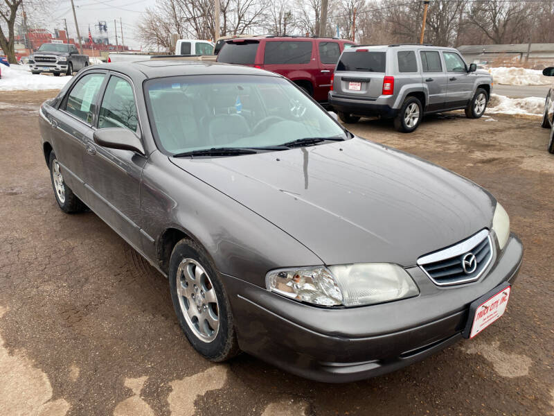 2001 Mazda 626 for sale at Truck City Inc in Des Moines IA