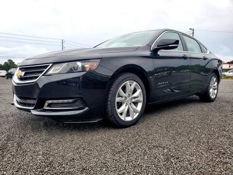 2018 Chevrolet Impala for sale at Real Deals of Florence, LLC in Effingham SC