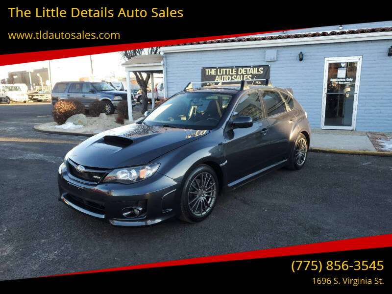 2011 Subaru Impreza for sale at The Little Details Auto Sales in Reno NV