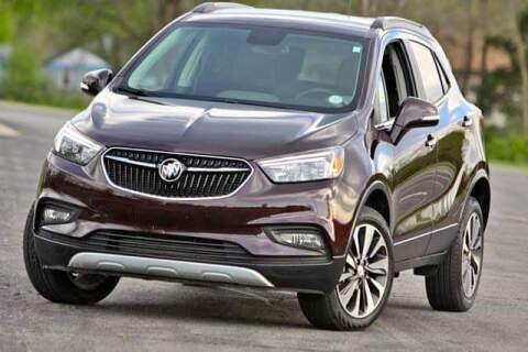 2017 Buick Encore for sale at MGM Motors LLC in De Soto KS