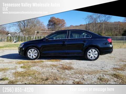 2013 Volkswagen Jetta for sale at Tennessee Valley Wholesale Autos LLC in Huntsville AL