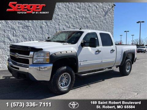 2009 Chevrolet Silverado 2500HD for sale at SEEGER TOYOTA OF ST ROBERT in St Robert MO