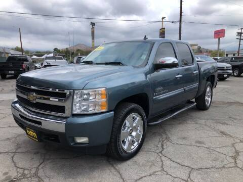 2009 Chevrolet Silverado 1500 for sale at BEST DEAL MOTORS  INC. CARS AND TRUCKS FOR SALE in Sun Valley CA