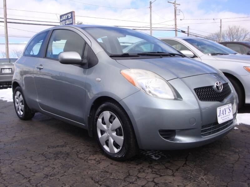 2008 Toyota Yaris for sale at Jay's Auto Sales Inc in Wadsworth OH