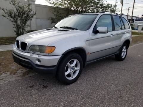 2003 BMW X5 for sale at Low Price Auto Sales LLC in Palm Harbor FL