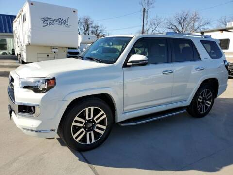 2015 Toyota 4Runner for sale at Kell Auto Sales, Inc - Grace Street in Wichita Falls TX