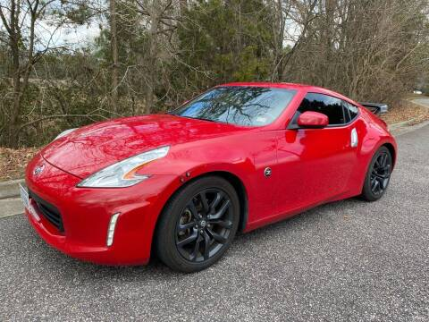 2015 Nissan 370Z for sale at Coastal Auto Sports in Chesapeake VA